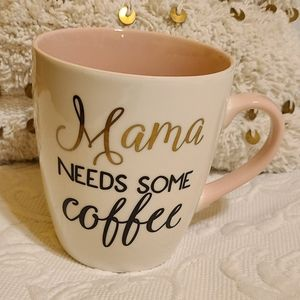 """Mama needs some coffee"" 28oz mug"